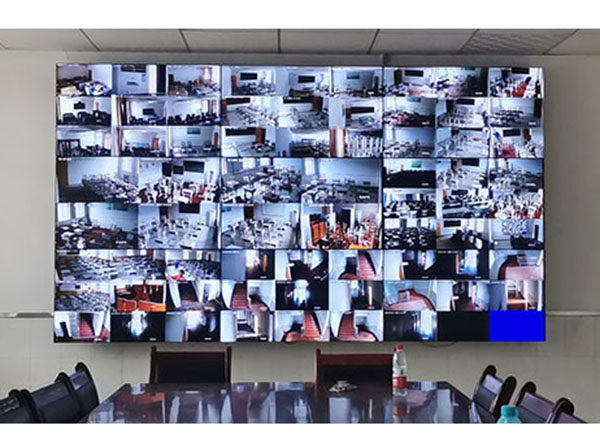 某校标准化考场视频监控