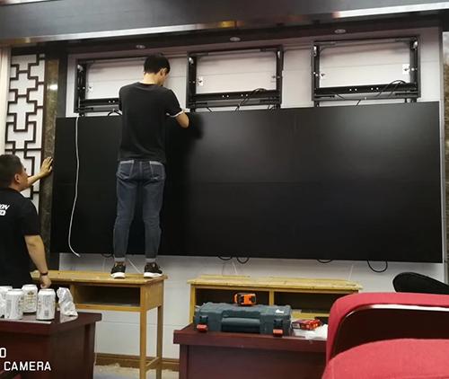 会议室拼接大屏系统