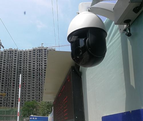 400万球机视频监控系统