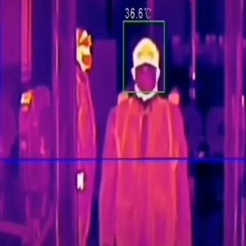 热成像人体测温产品