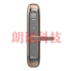 【升级智能】DL21S家用互联网指纹密码锁